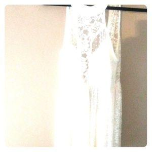 Lace Ivory dress
